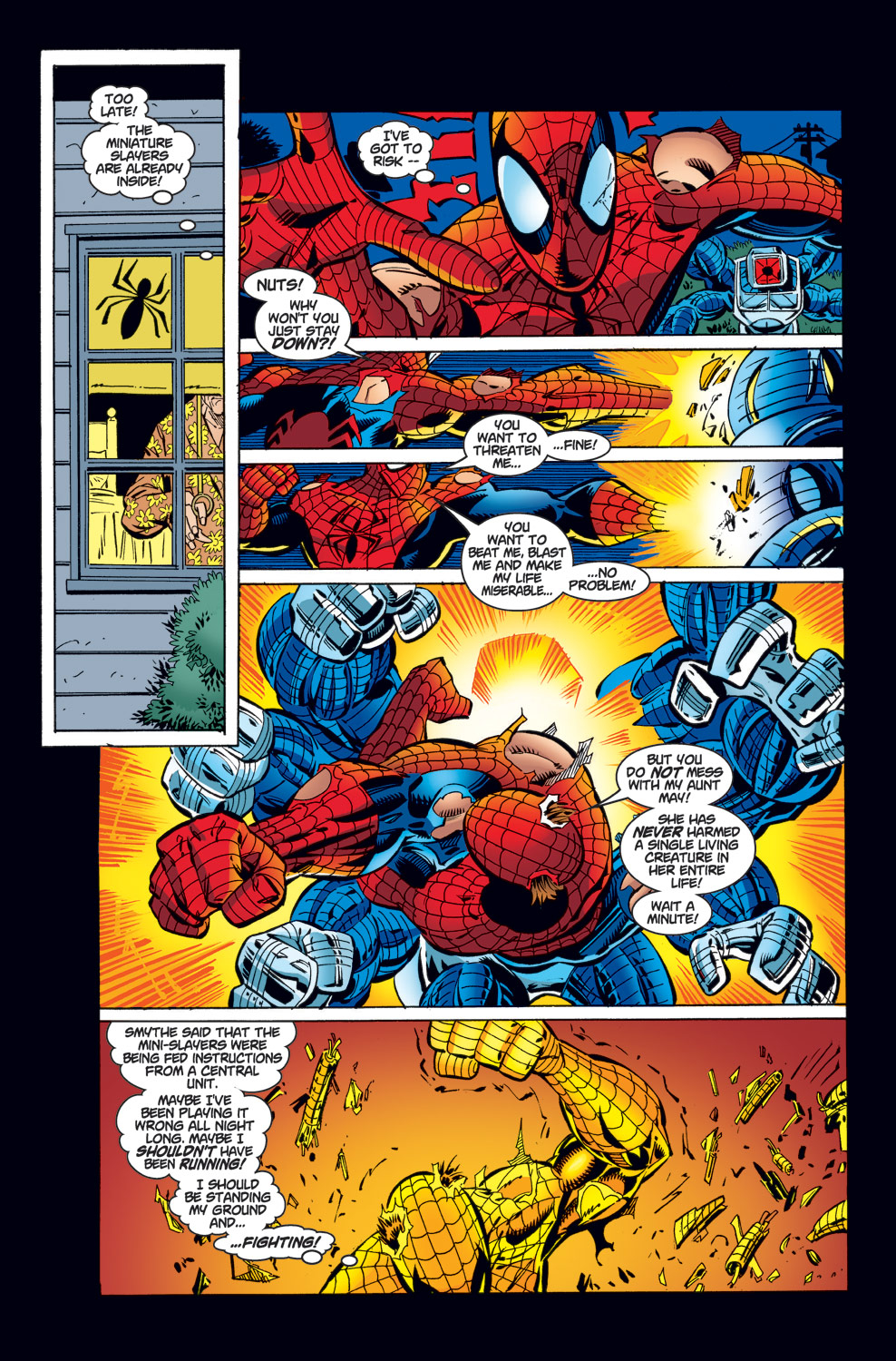 The Amazing Spider-Man (1999) 21 Page 18