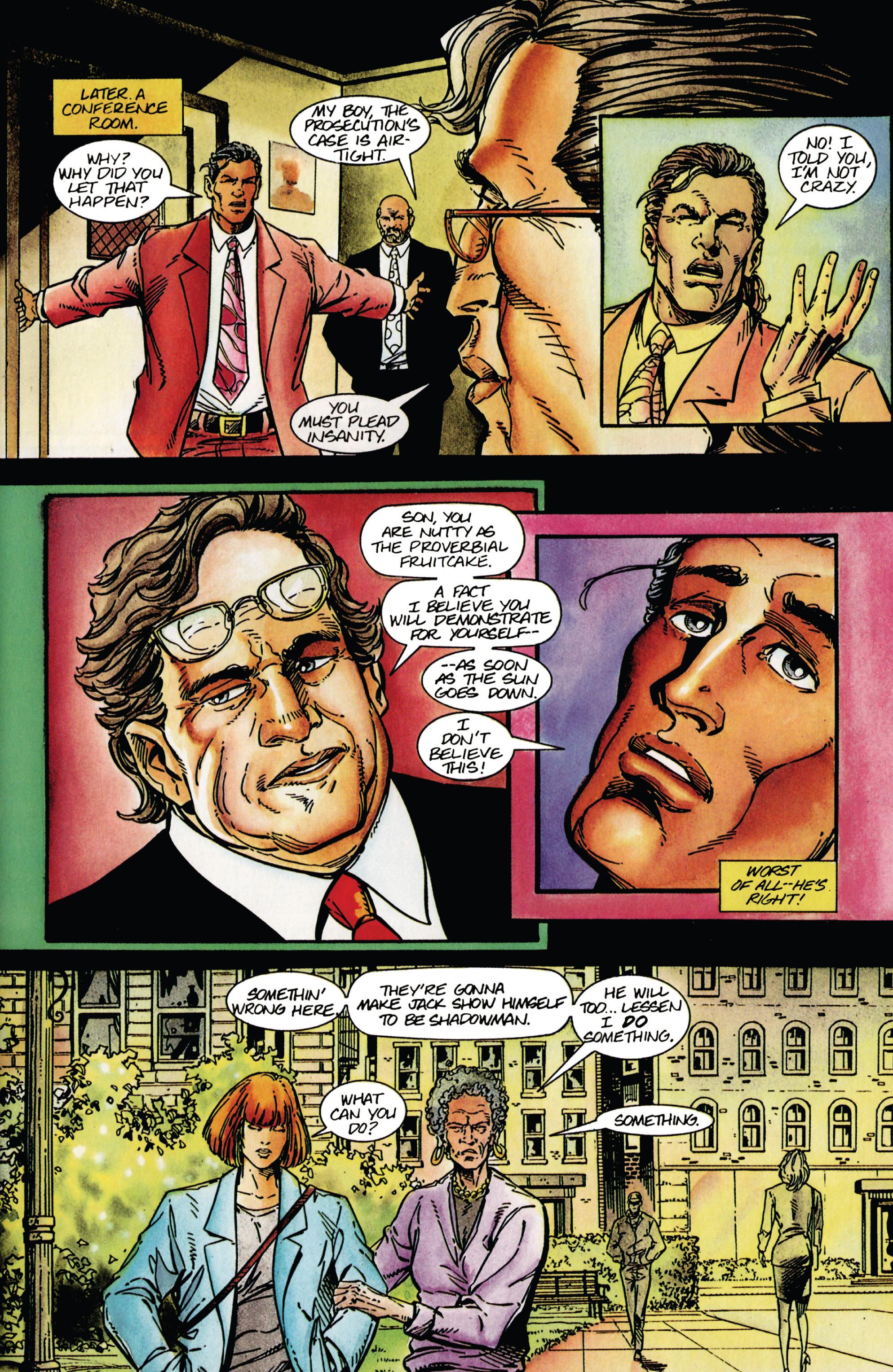 Read online Shadowman (1992) comic -  Issue #42 - 7