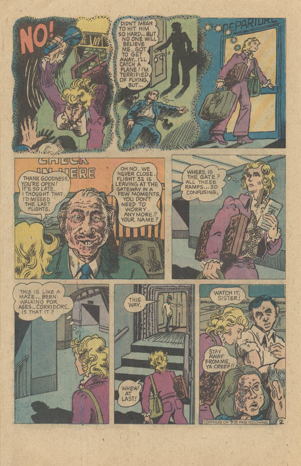 Weird Mystery Tales issue 19 - Page 11