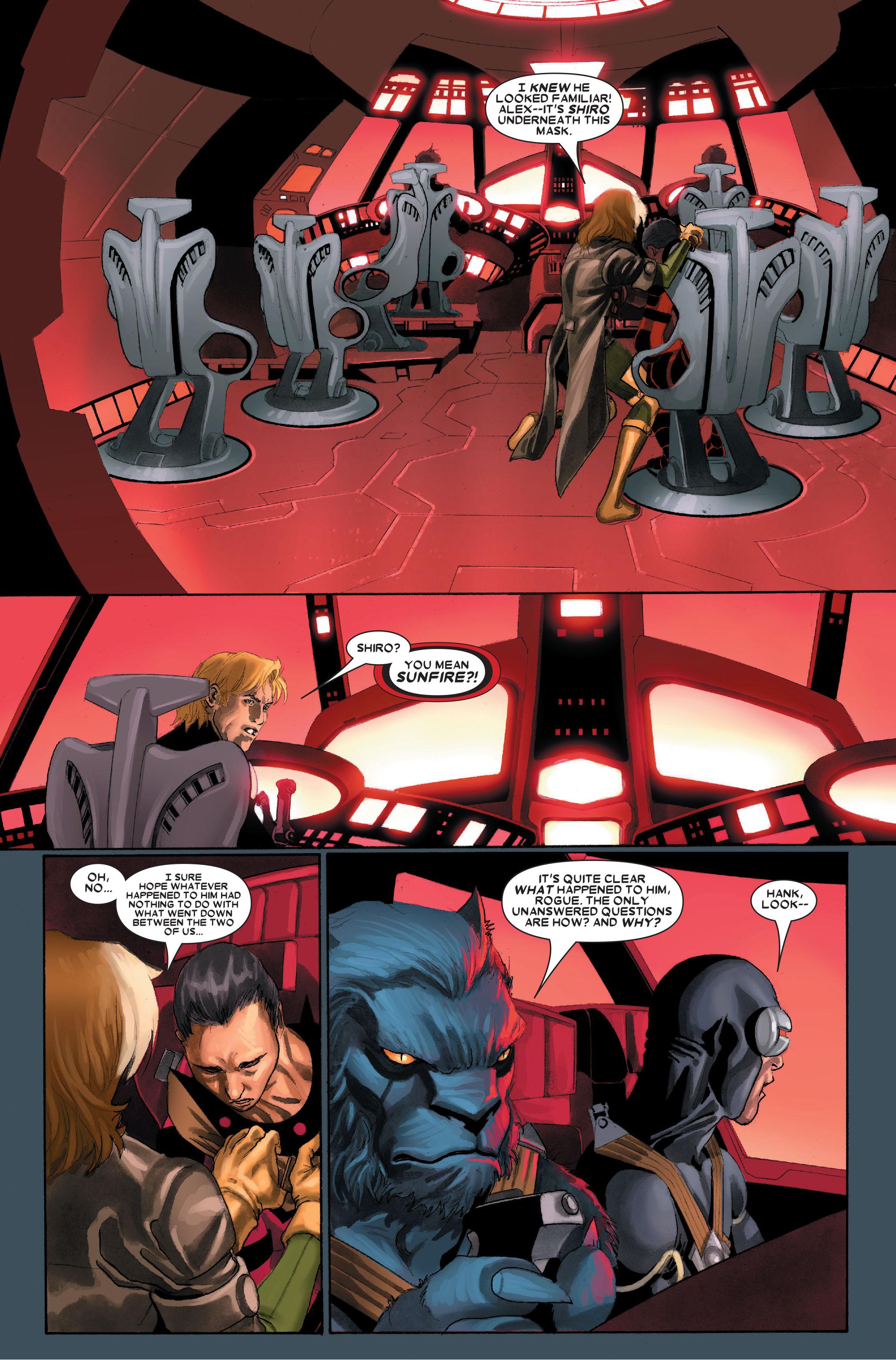 X-Men (1991) 184 Page 3