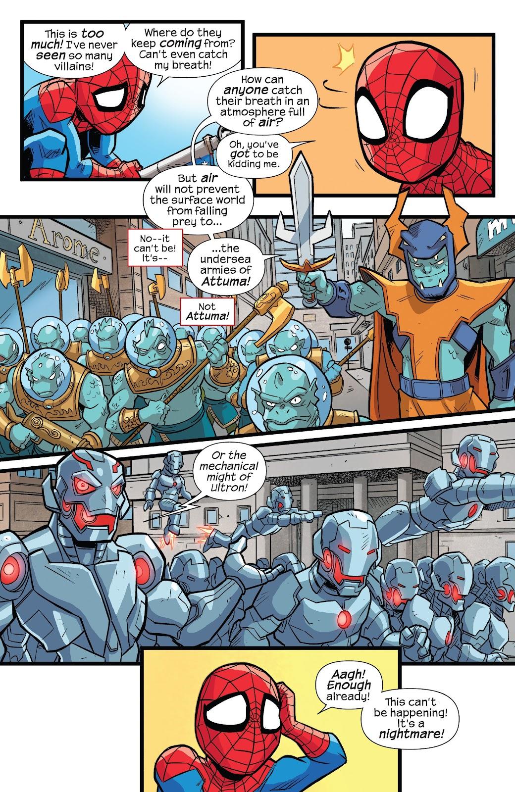 Read online Marvel Super Hero Adventures: Spider-Man – Web Designers comic -  Issue # Full - 15