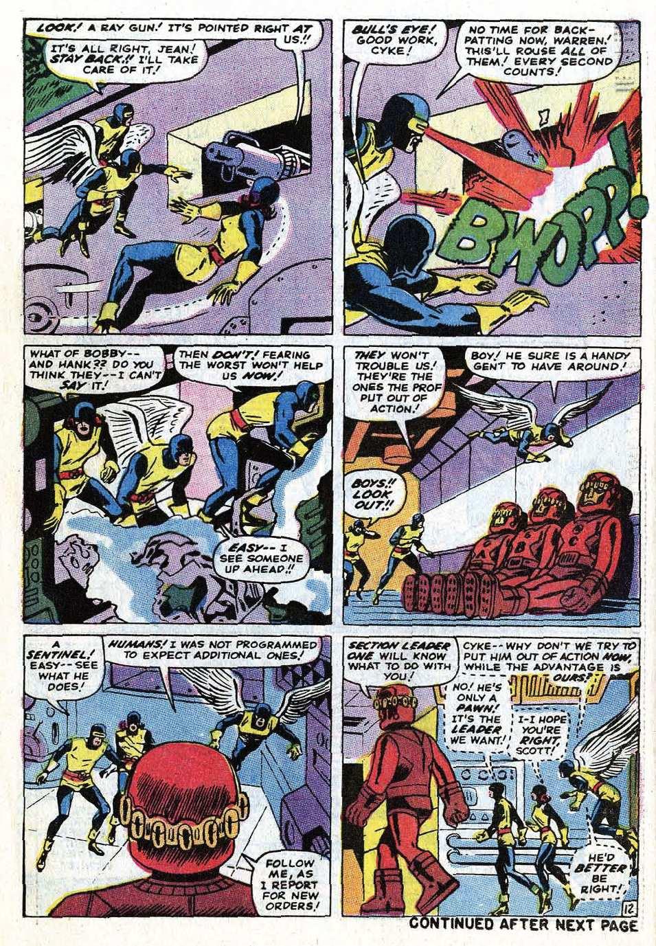 Uncanny X-Men (1963) 68 Page 37