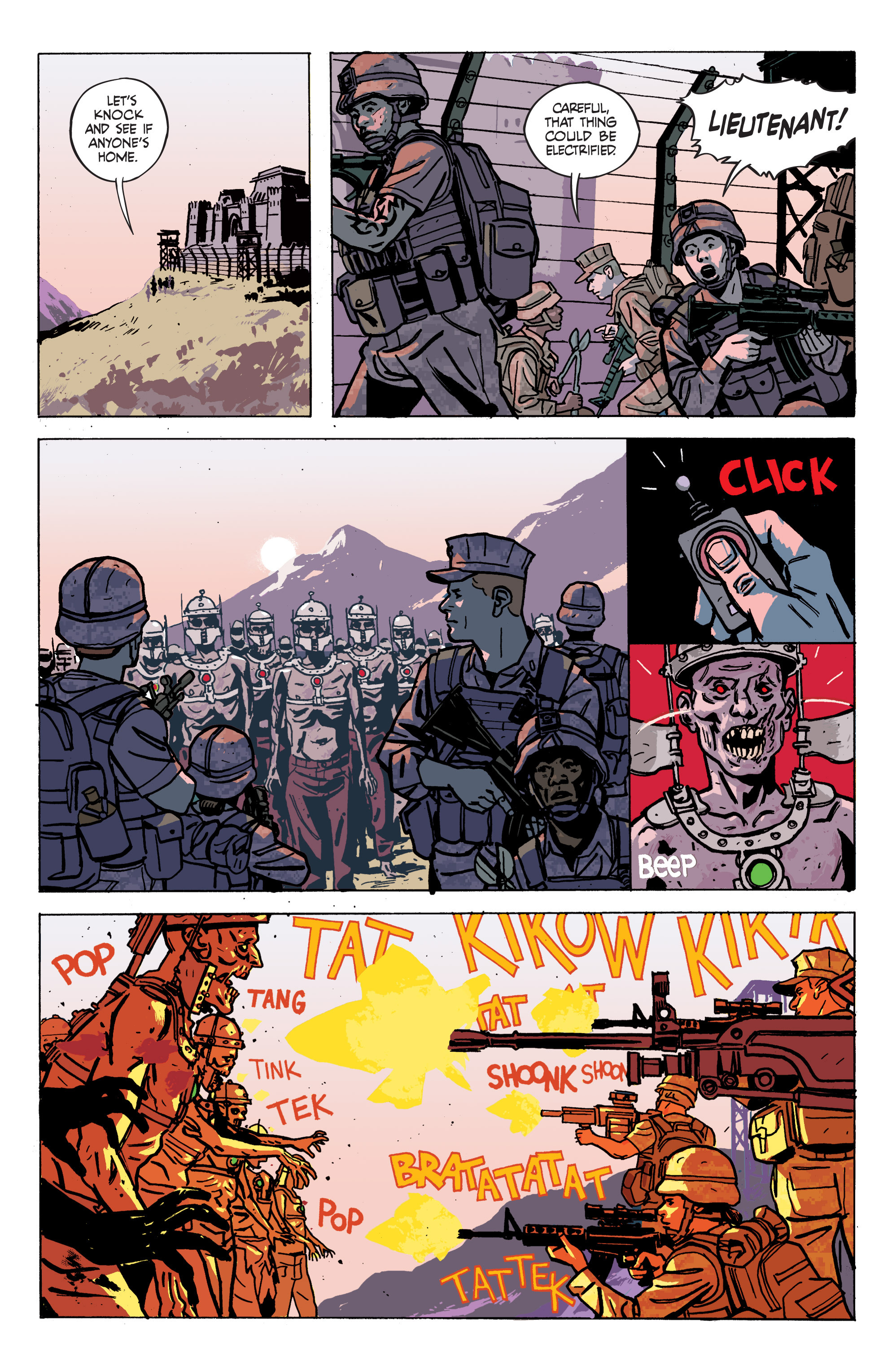 Read online Graveyard of Empires comic -  Issue # TPB - 90
