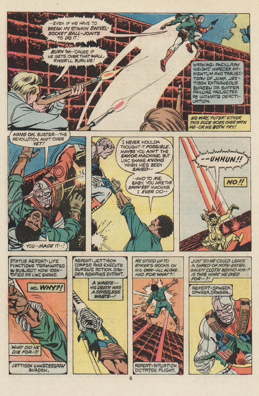 Read online Astonishing Tales (1970) comic -  Issue #30 - 5