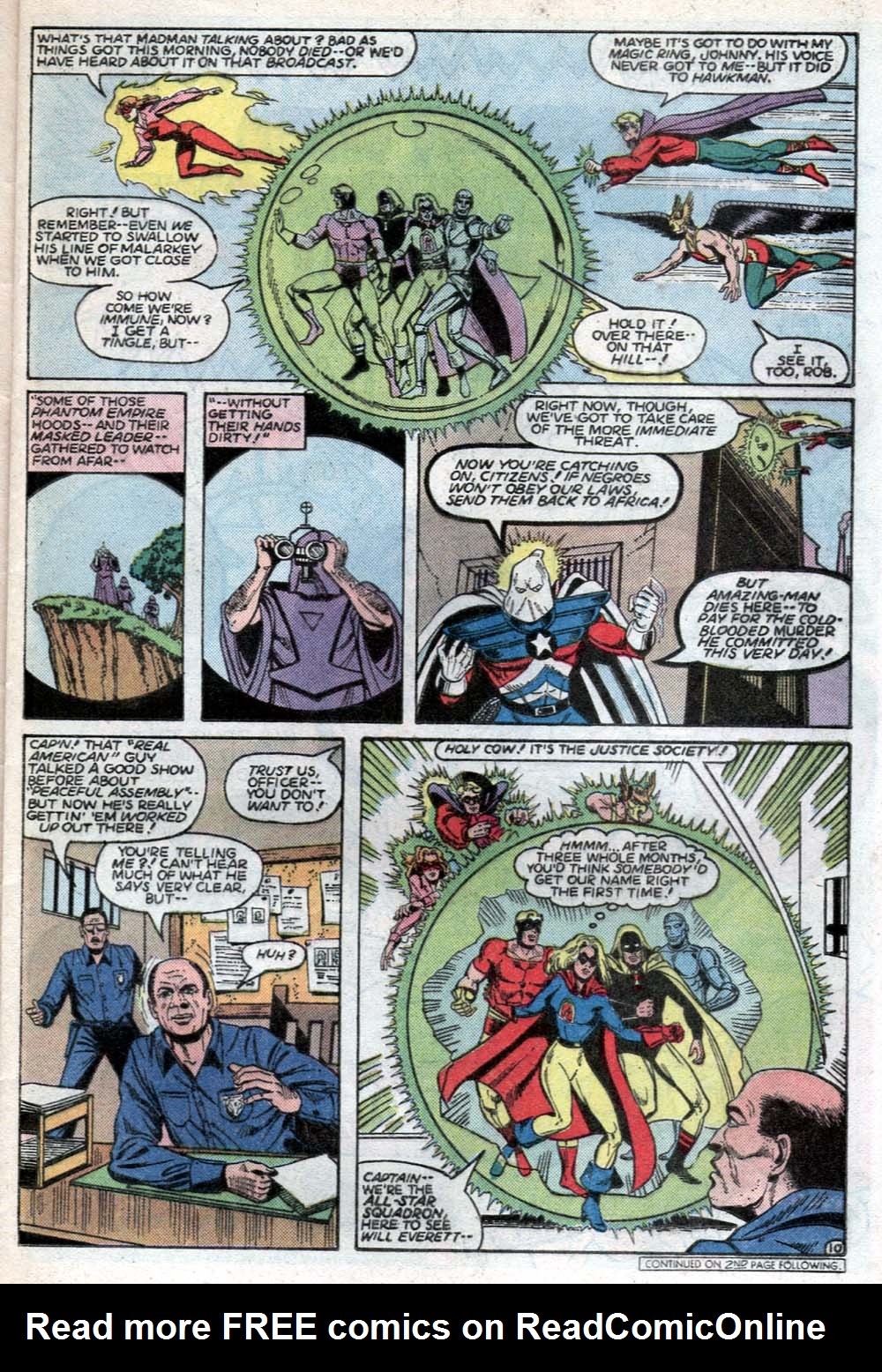 Read online All-Star Squadron comic -  Issue #40 - 11