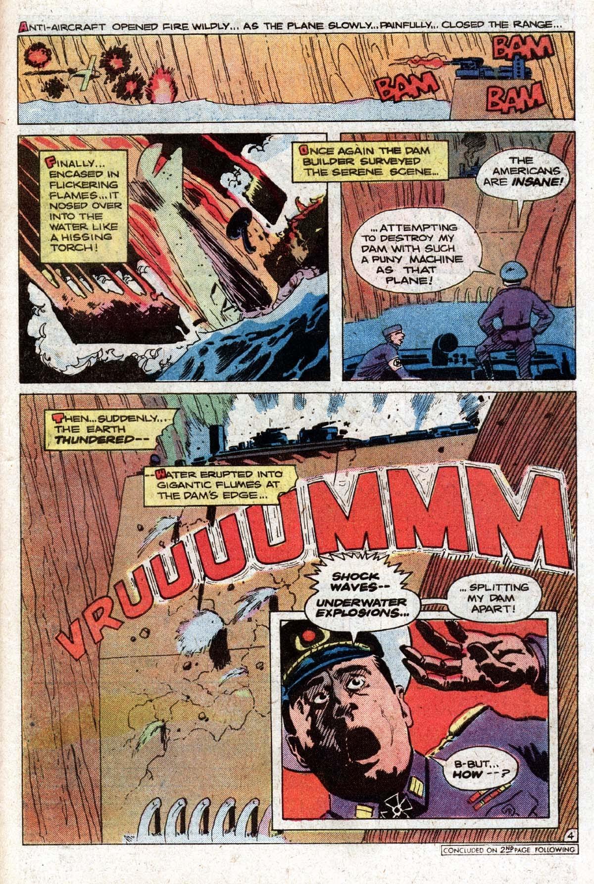Read online Sgt. Rock comic -  Issue #320 - 28
