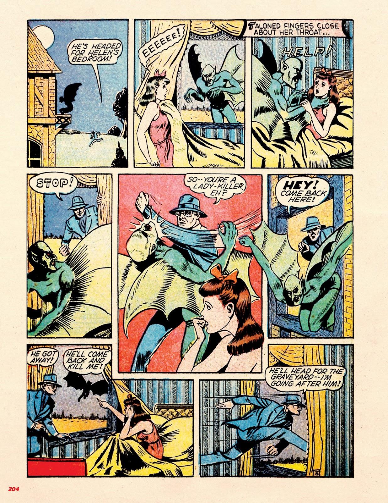 Read online Super Weird Heroes comic -  Issue # TPB 2 (Part 3) - 4