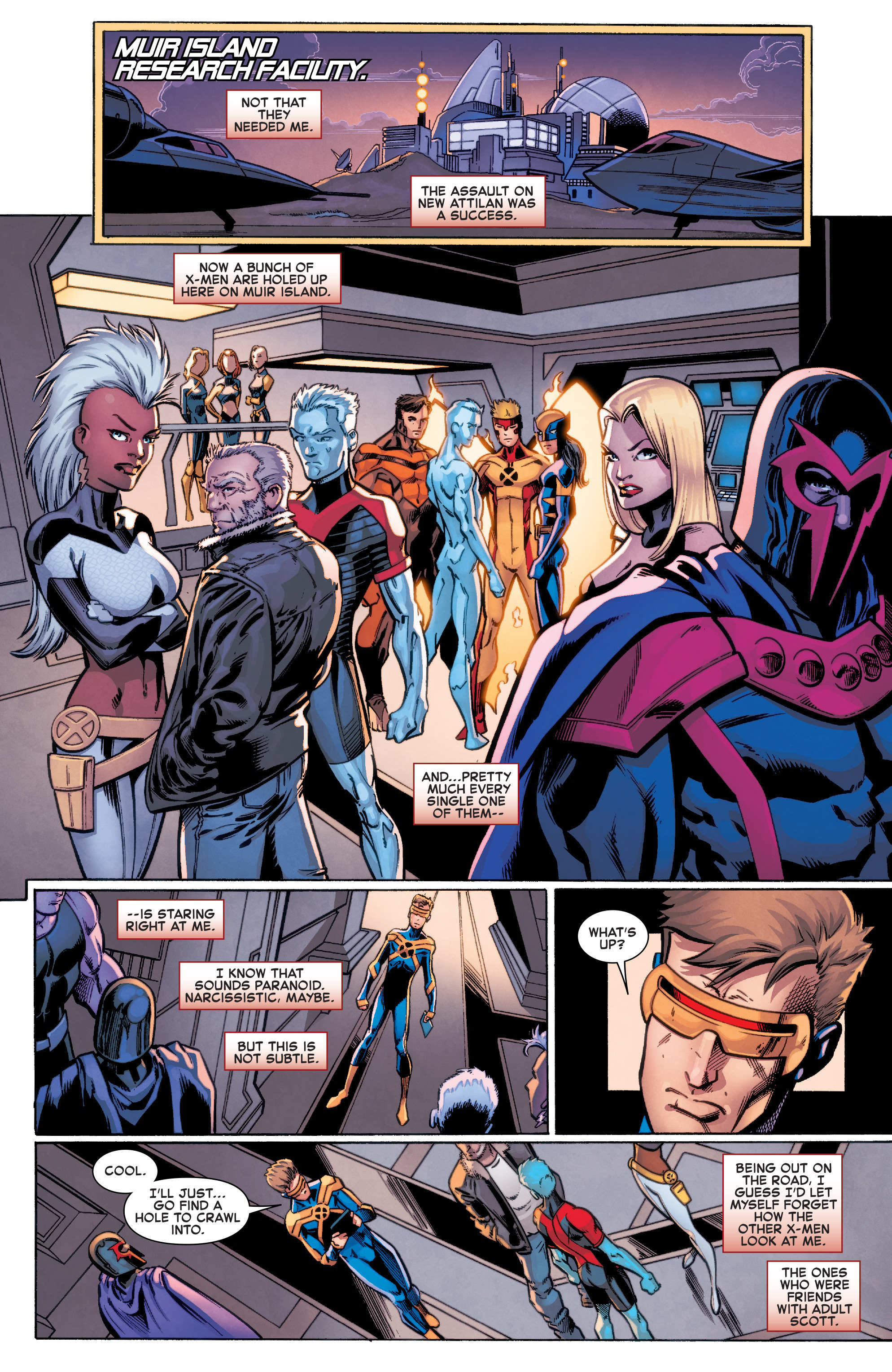 Read online All-New X-Men (2016) comic -  Issue #18 - 11