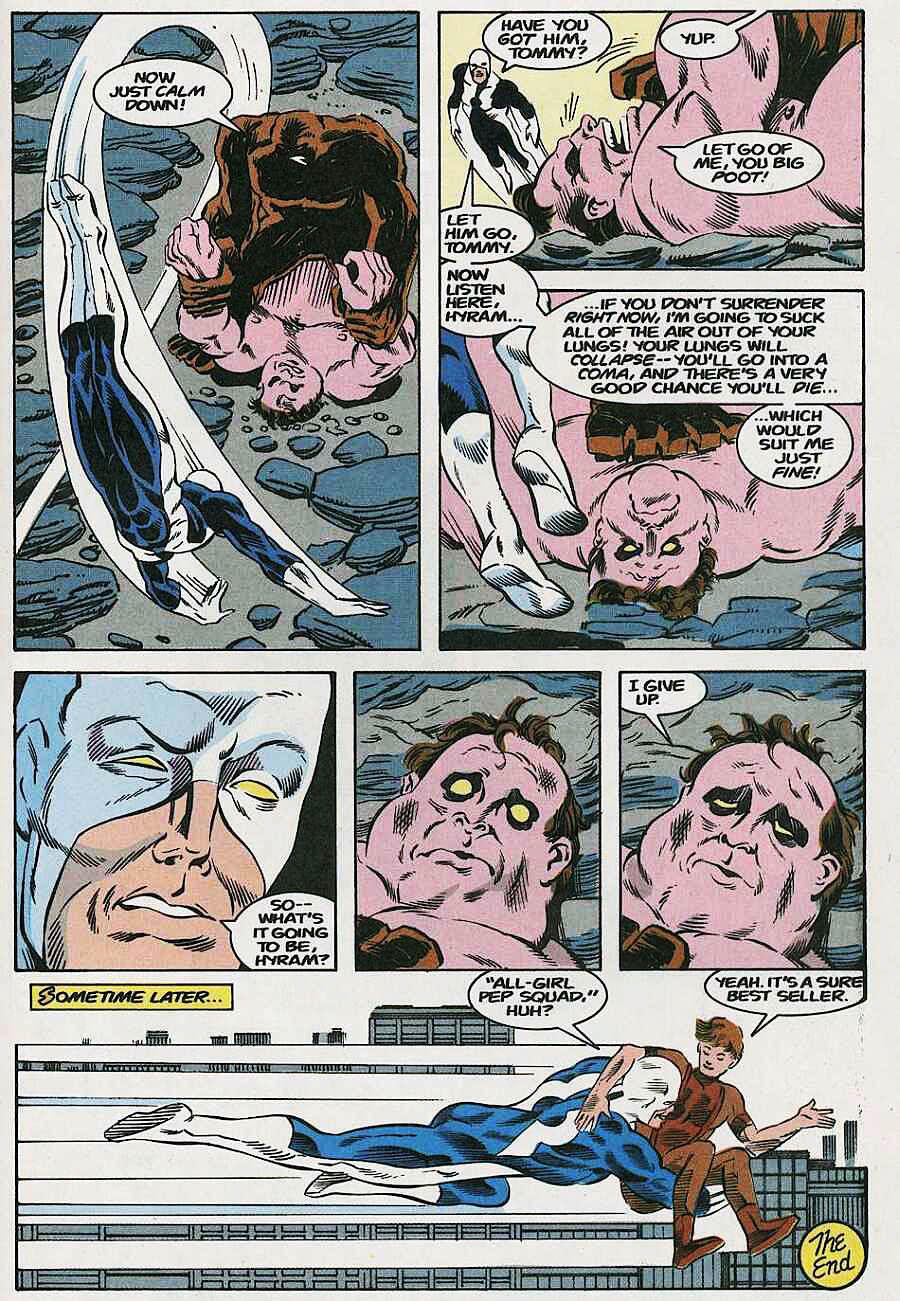 Elementals (1984) issue 18 - Page 27