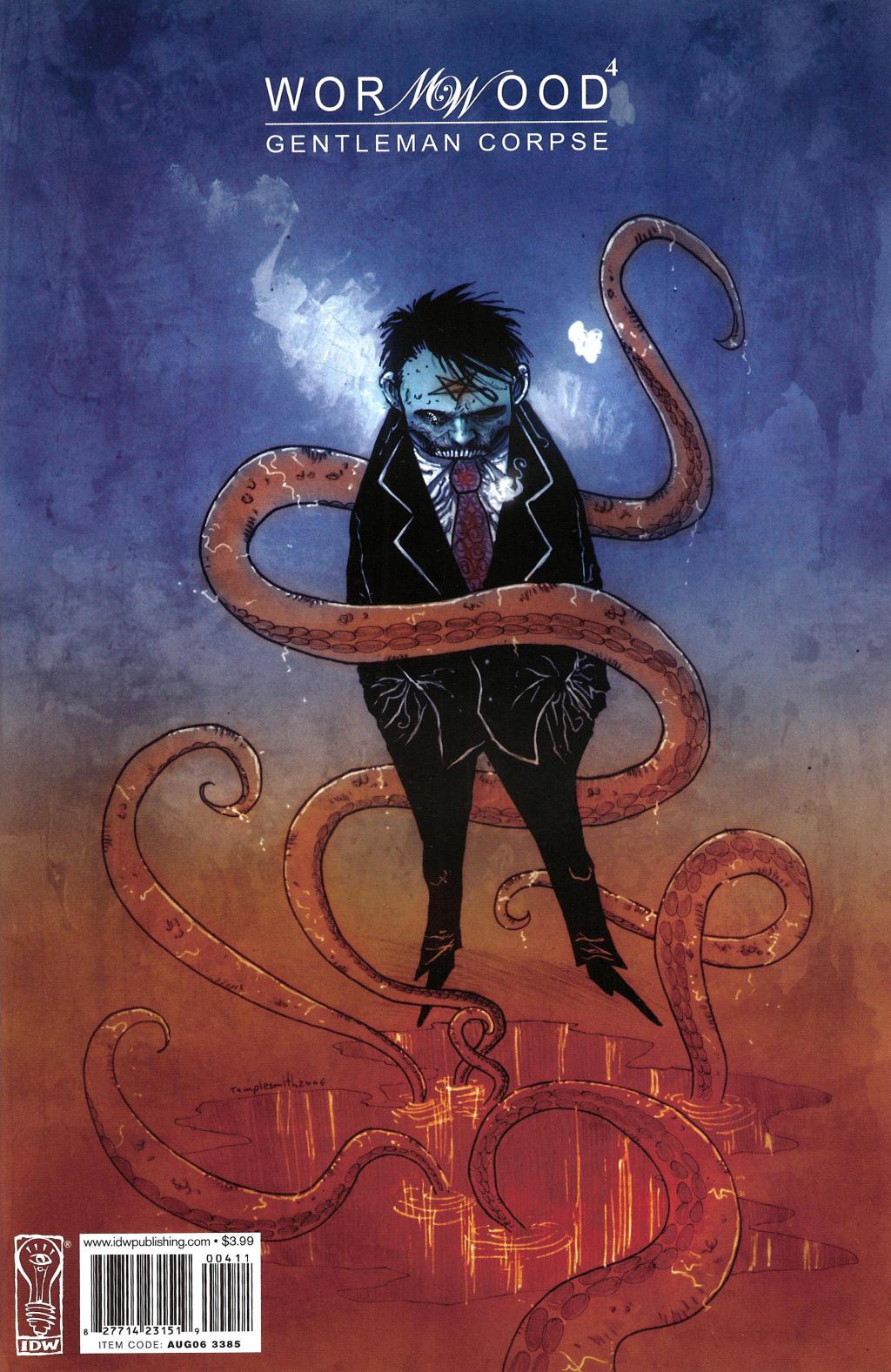 Read online Wormwood: Gentleman Corpse comic -  Issue #4 - 2