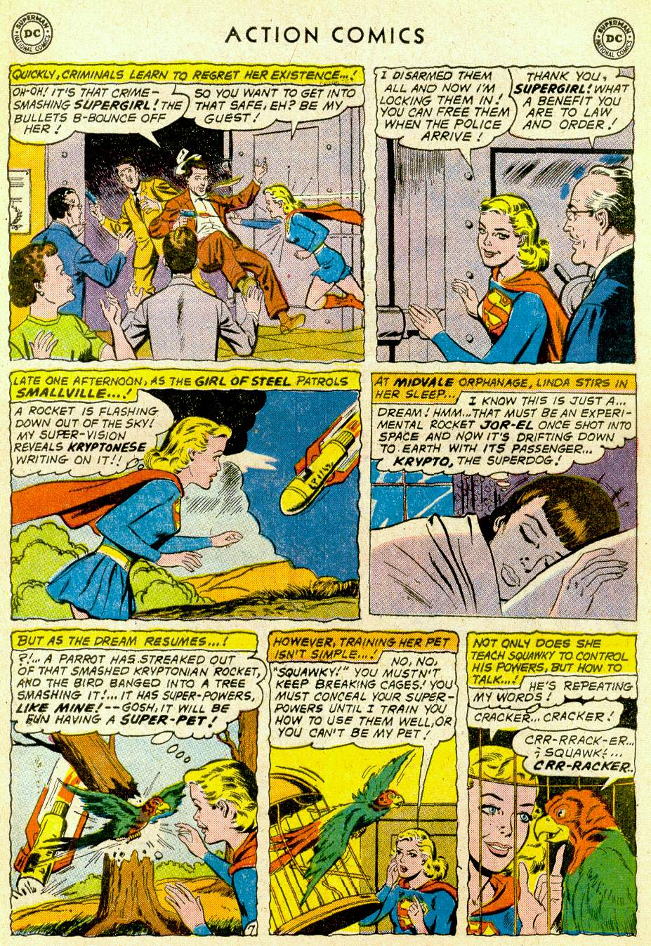 Action Comics (1938) 275 Page 24