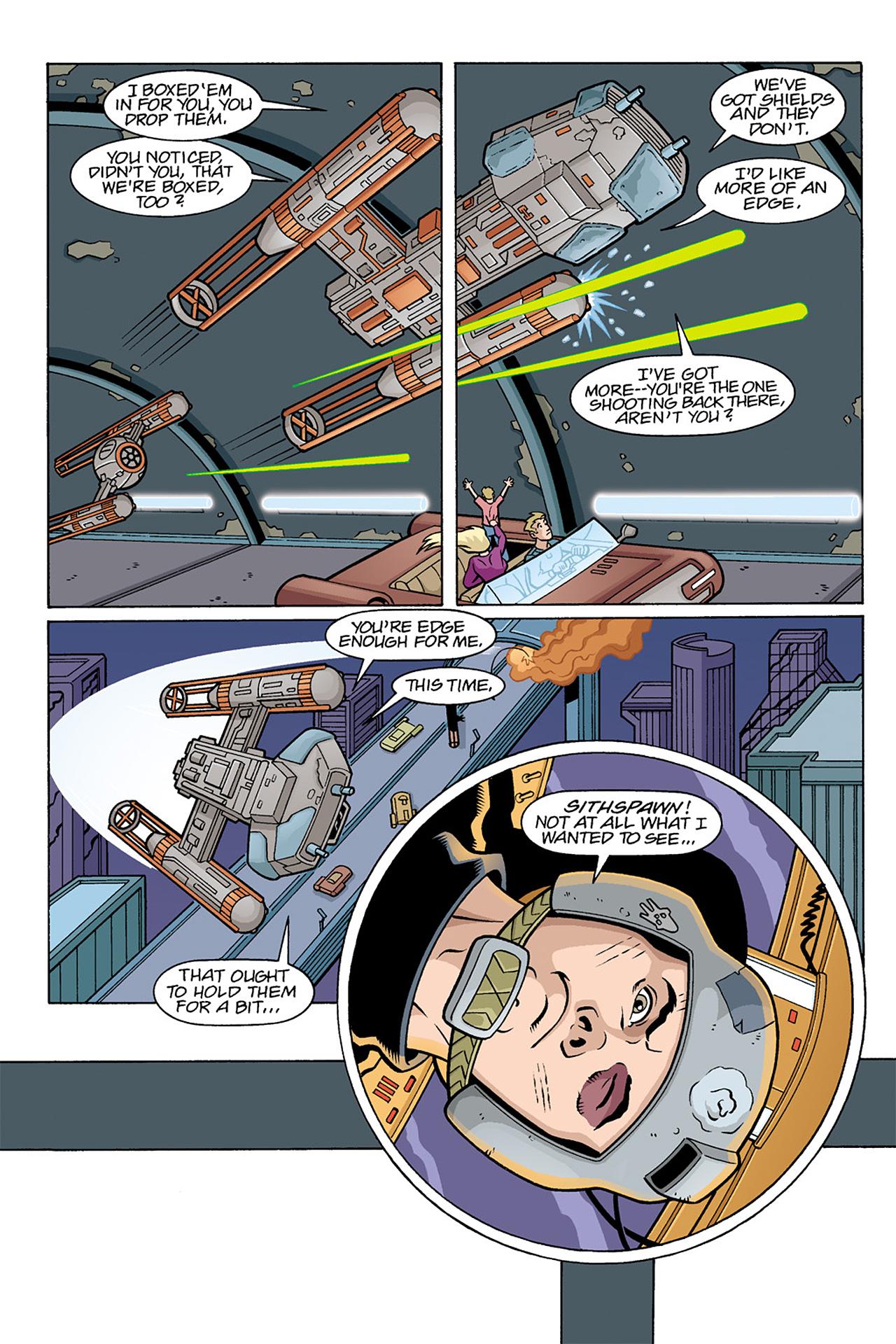 Read online Star Wars Omnibus comic -  Issue # Vol. 3 - 241