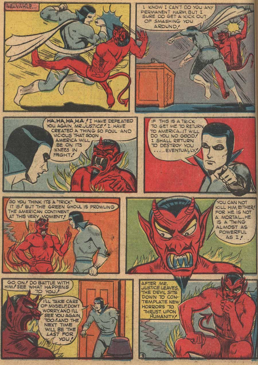 Blue Ribbon Comics (1939) issue 16 - Page 10