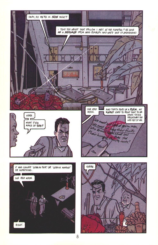 Read online Dare comic -  Issue #3 - 10