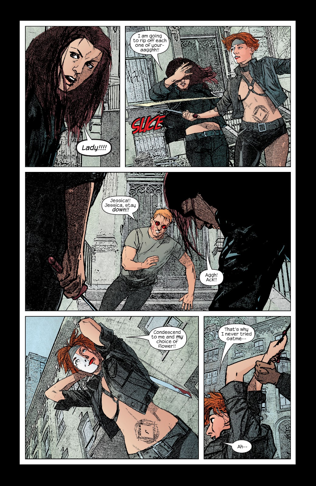 Read online Daredevil (1998) comic -  Issue # _Ultimate_Collection TPB 2 (Part 2) - 66