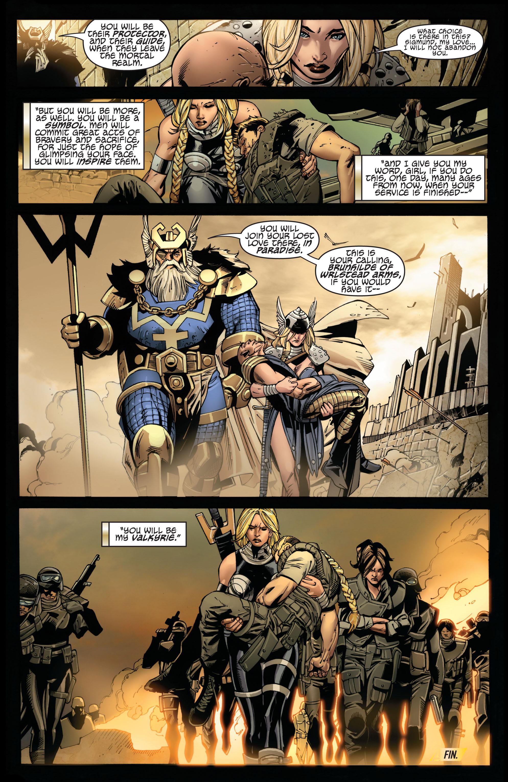 Read online Secret Avengers (2010) comic -  Issue #14 - 23