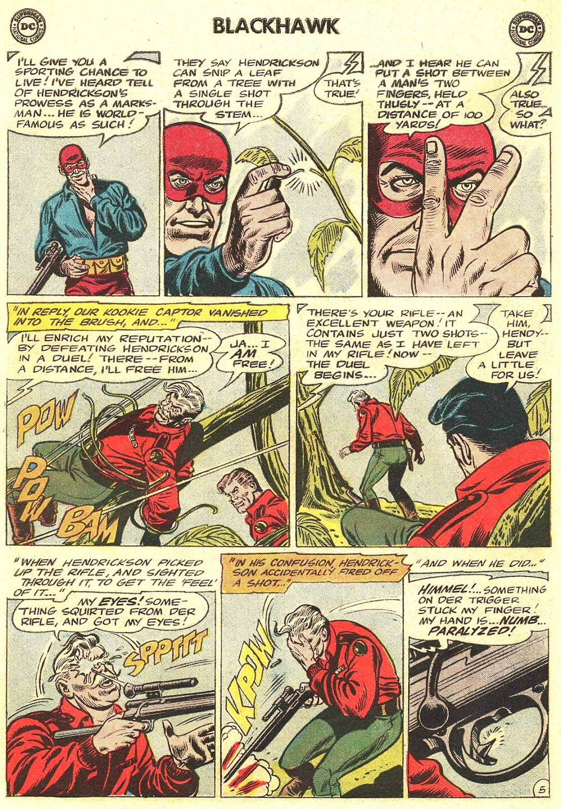 Blackhawk (1957) Issue #201 #94 - English 31
