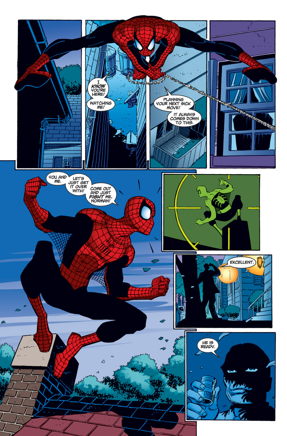 The Amazing Spider-Man (1999) 25 Page 26