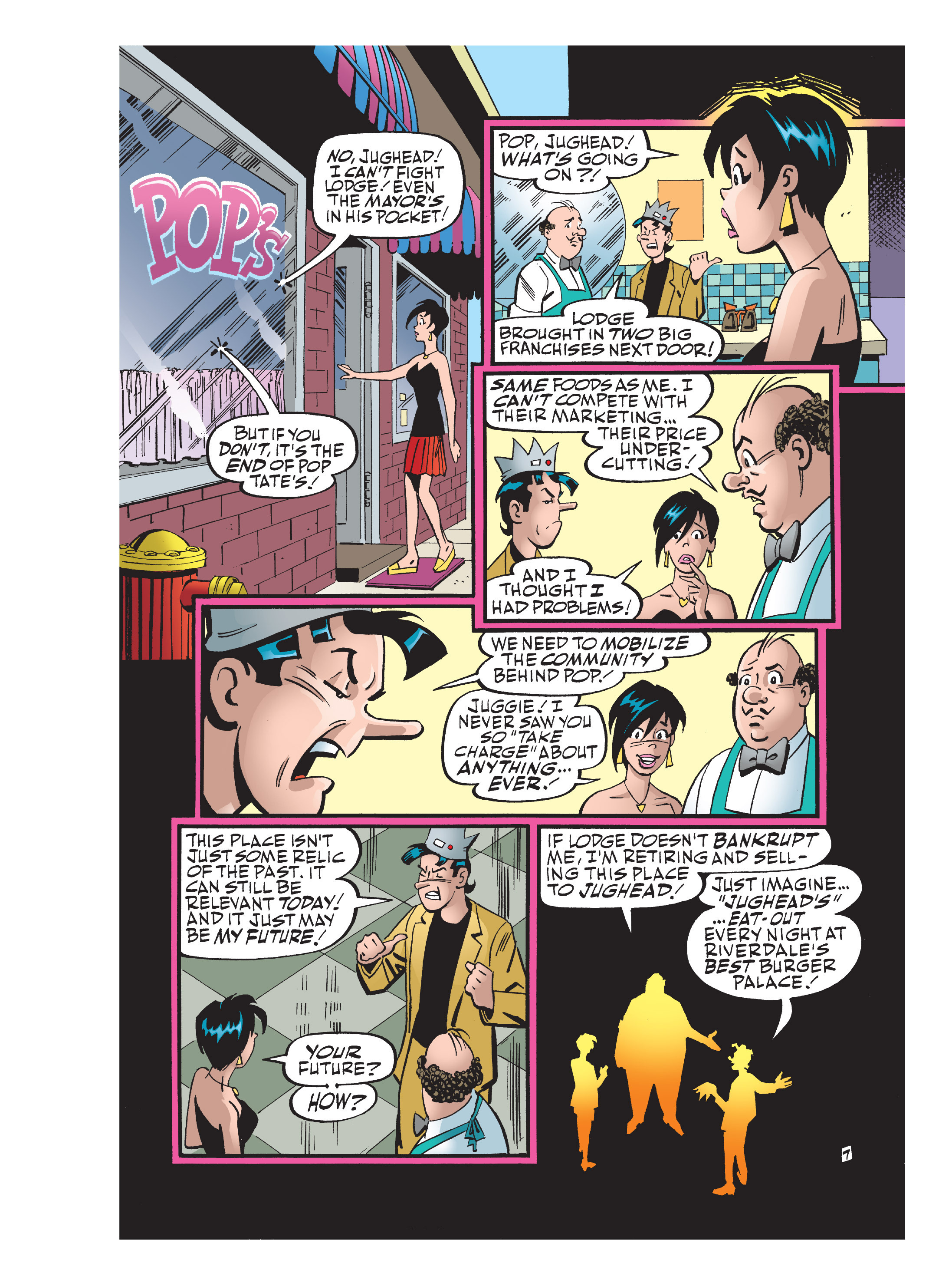 Read online Archie 1000 Page Comics Blowout! comic -  Issue # TPB (Part 4) - 38