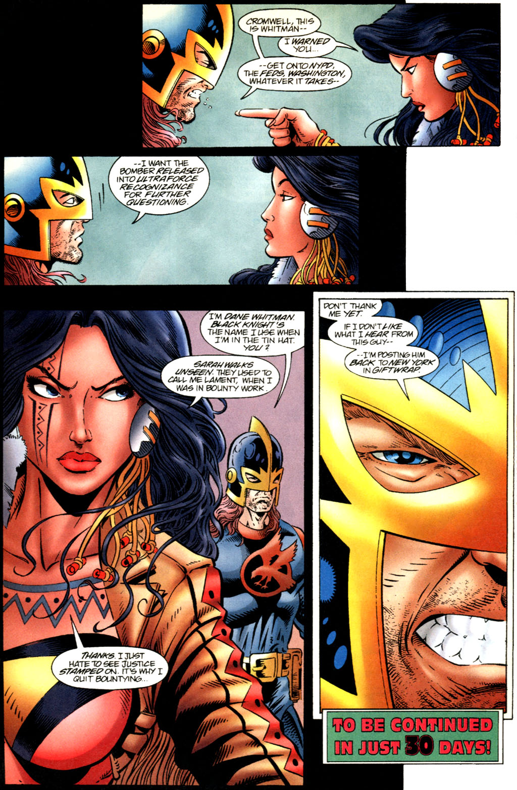 Read online UltraForce (1995) comic -  Issue #2 - 25