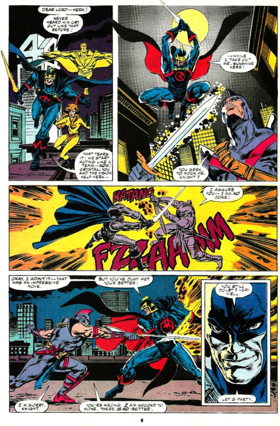 The Avengers (1963) 344 Page 6