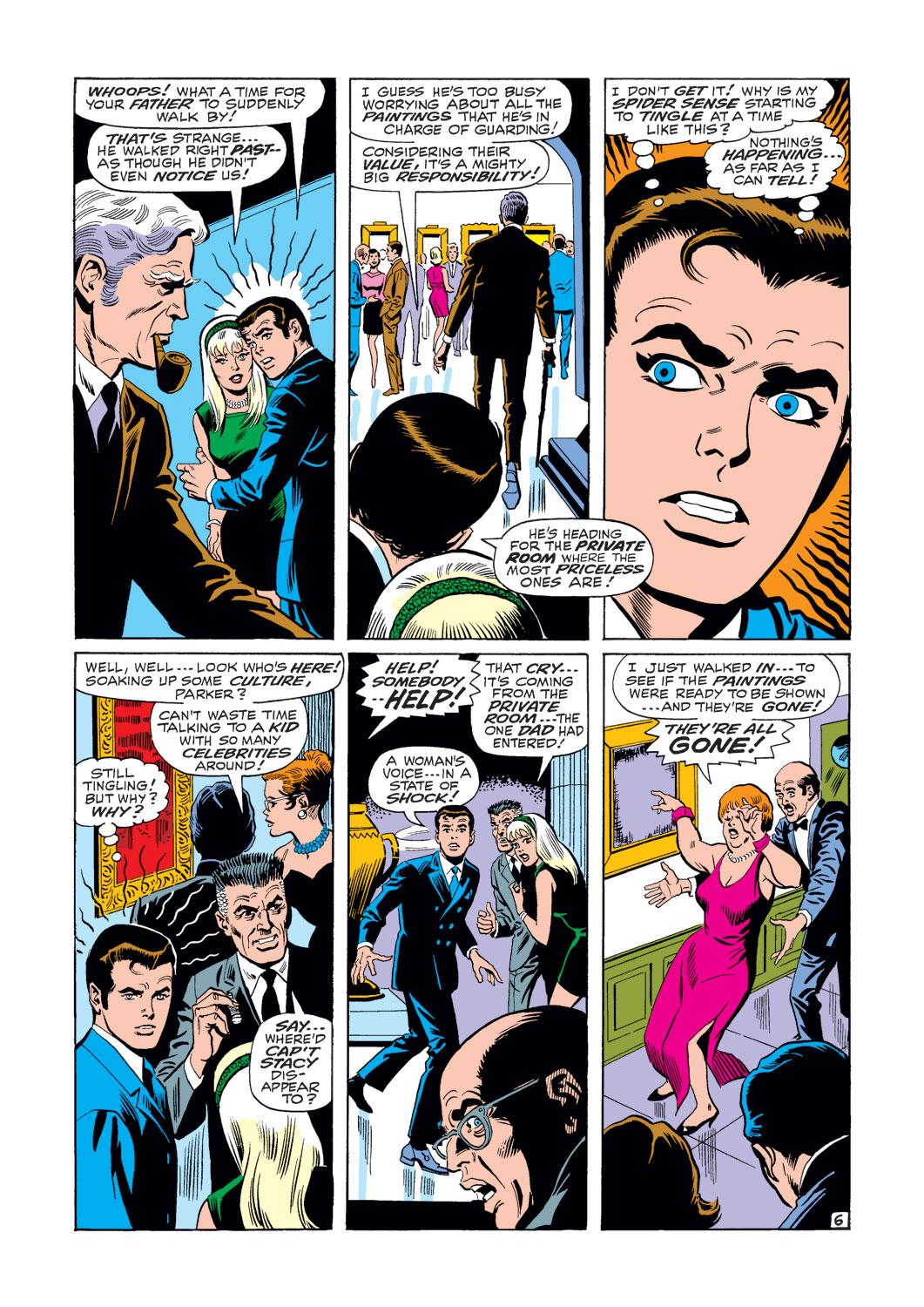 The Amazing Spider-Man (1963) 80 Page 6