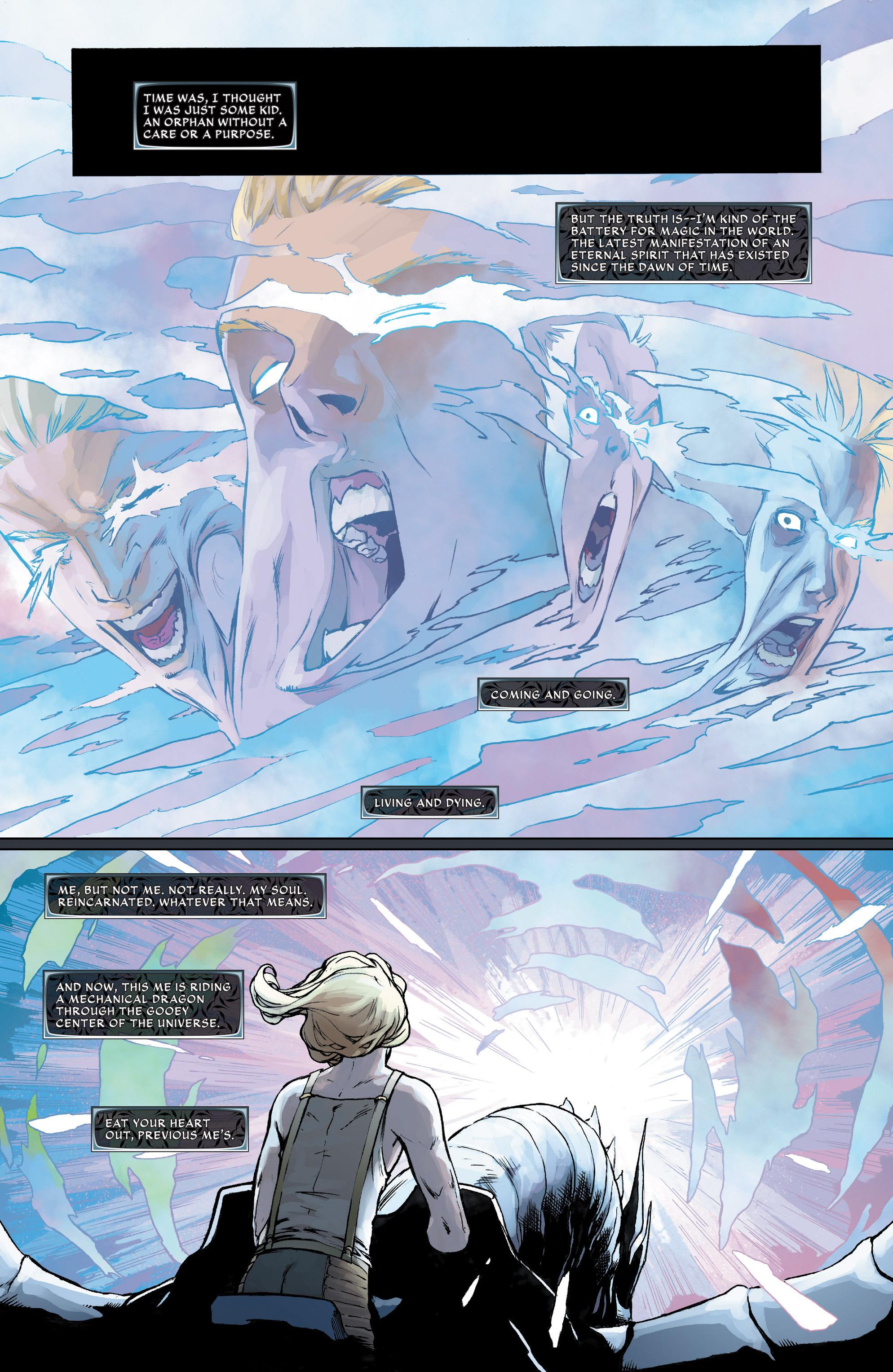 Read online Aspen Universe: Revelations comic -  Issue #1 - 13