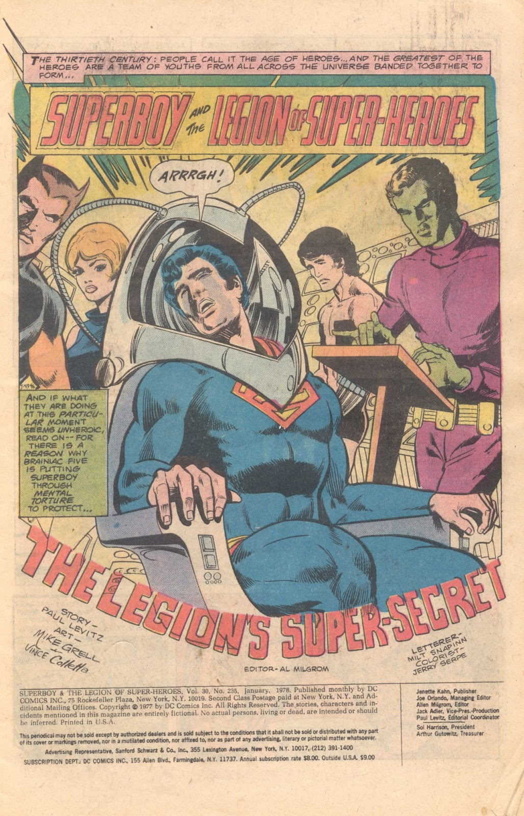 Superboy (1949) issue 235 - Page 2