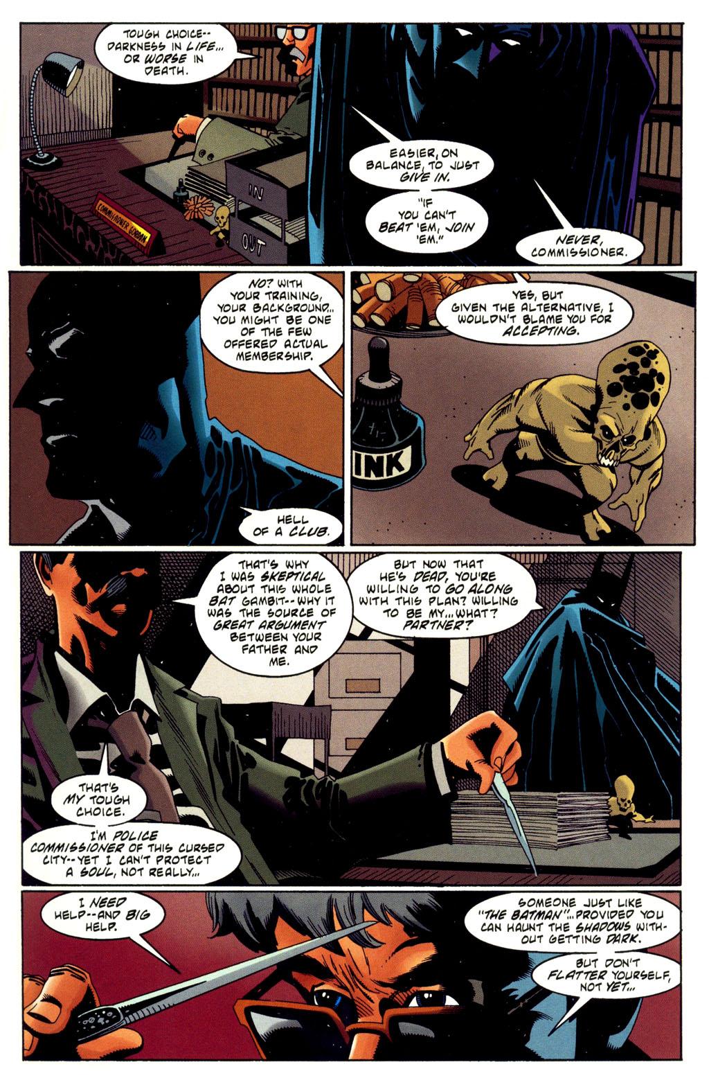 Read online Batman: Haunted Gotham comic -  Issue #2 - 5