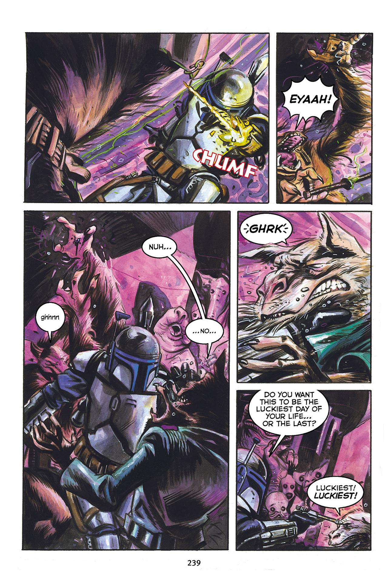 Read online Star Wars Omnibus comic -  Issue # Vol. 10 - 237