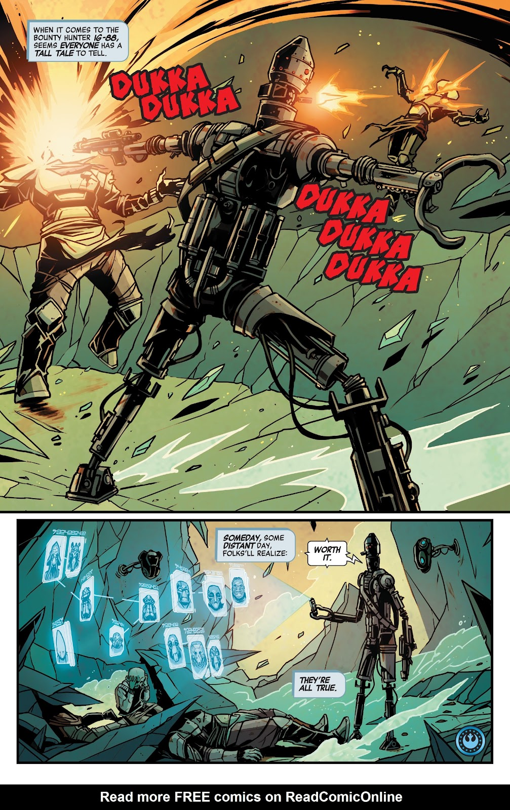 Read online Star Wars: Age of Rebellion Special comic -  Issue # Full - 12
