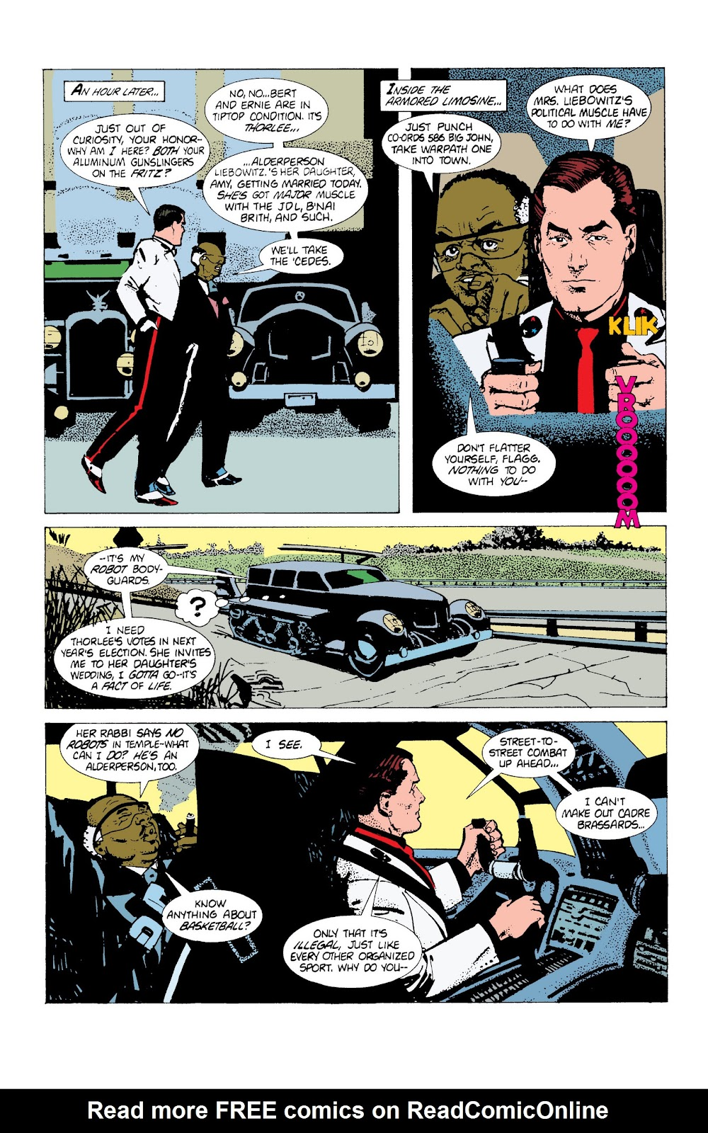 American Flagg! issue Definitive Collection (Part 1) - Page 59