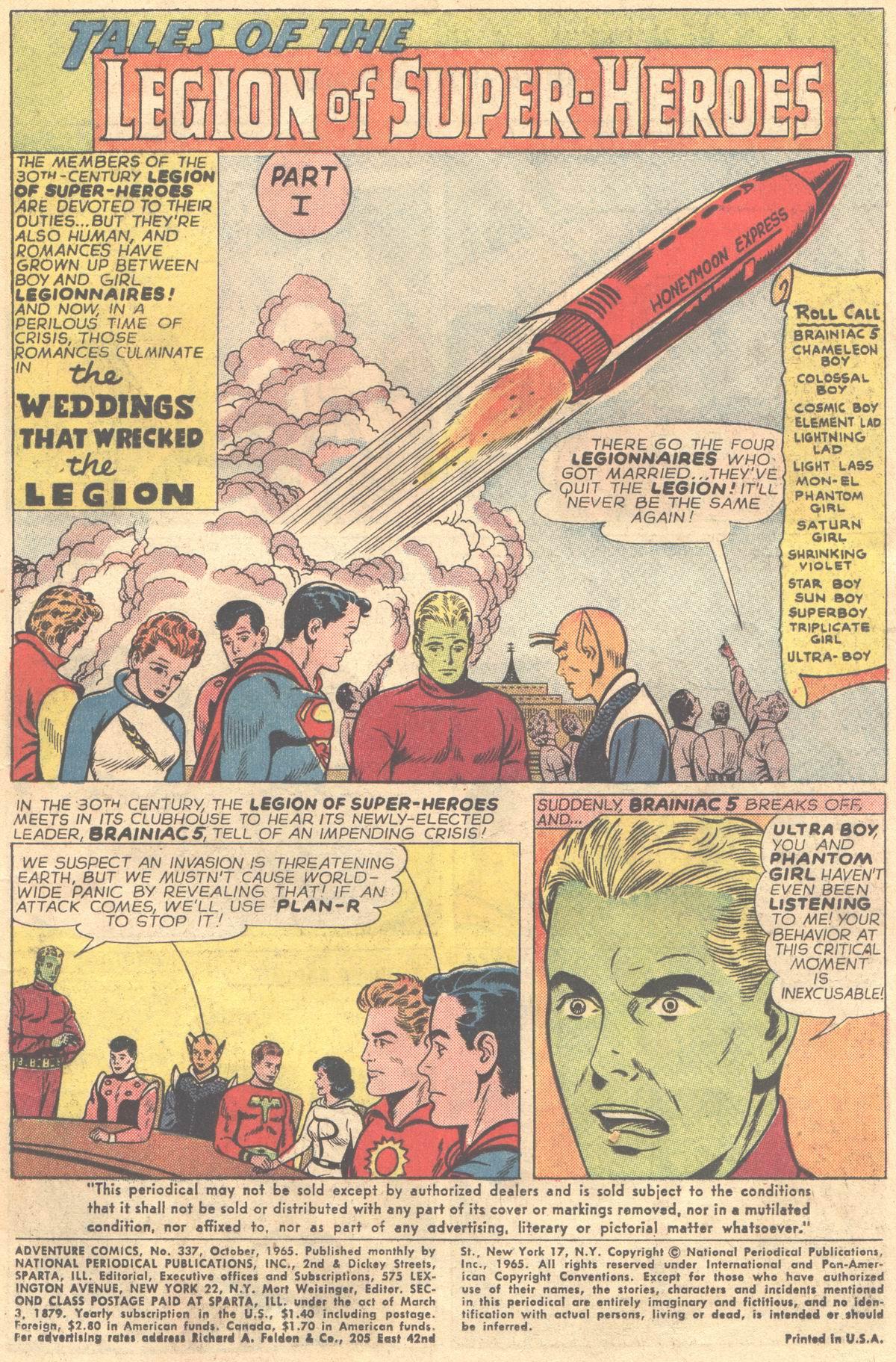 Read online Adventure Comics (1938) comic -  Issue #337 - 3