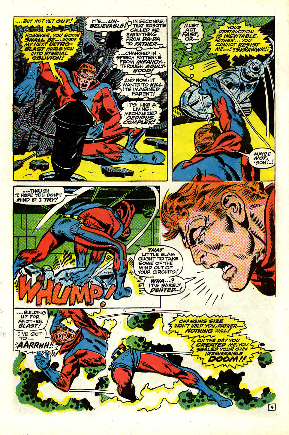 The Avengers (1963) 58 Page 14