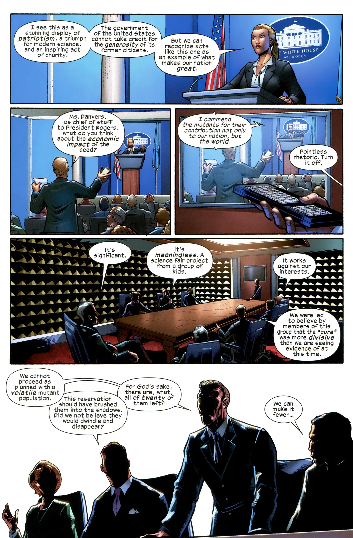 Read online Ultimate Comics X-Men comic -  Issue #21 - 8