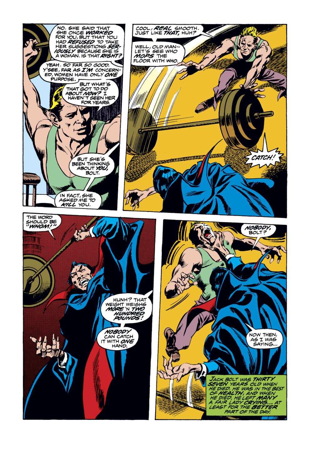 Tomb of Dracula (1972) issue 35 - Page 16