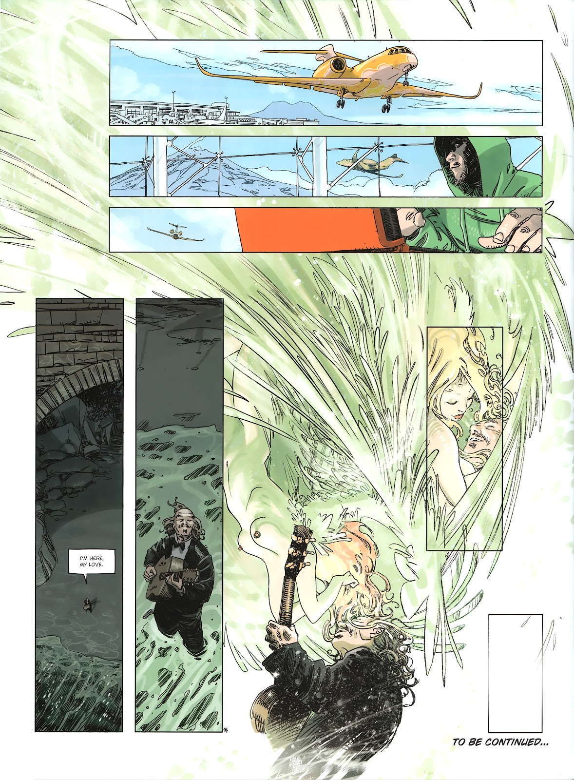 Read online Cutting Edge (2013) comic -  Issue #2 - 45
