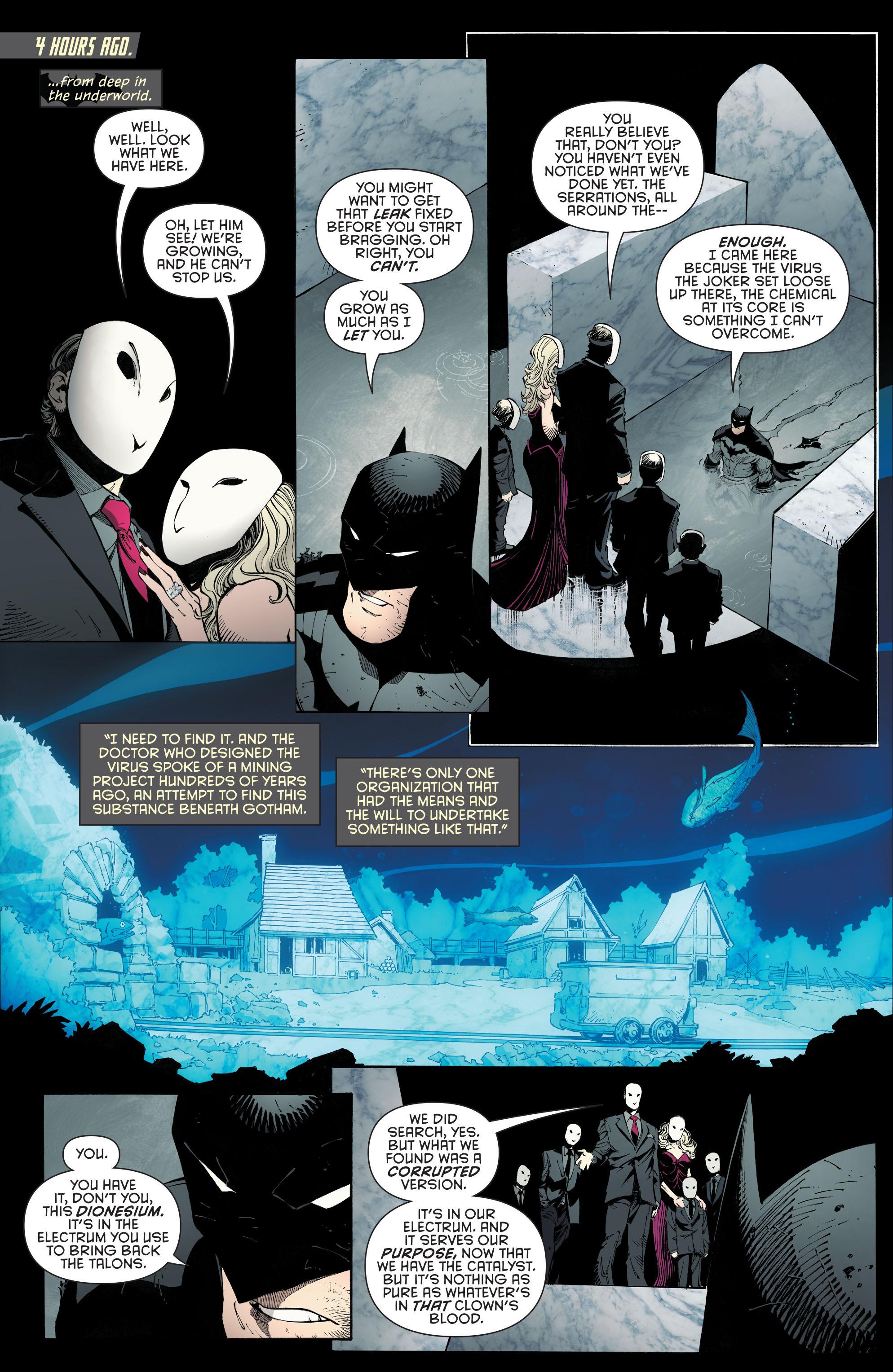 Read online Batman (2011) comic -  Issue # _TPB 7 - 104