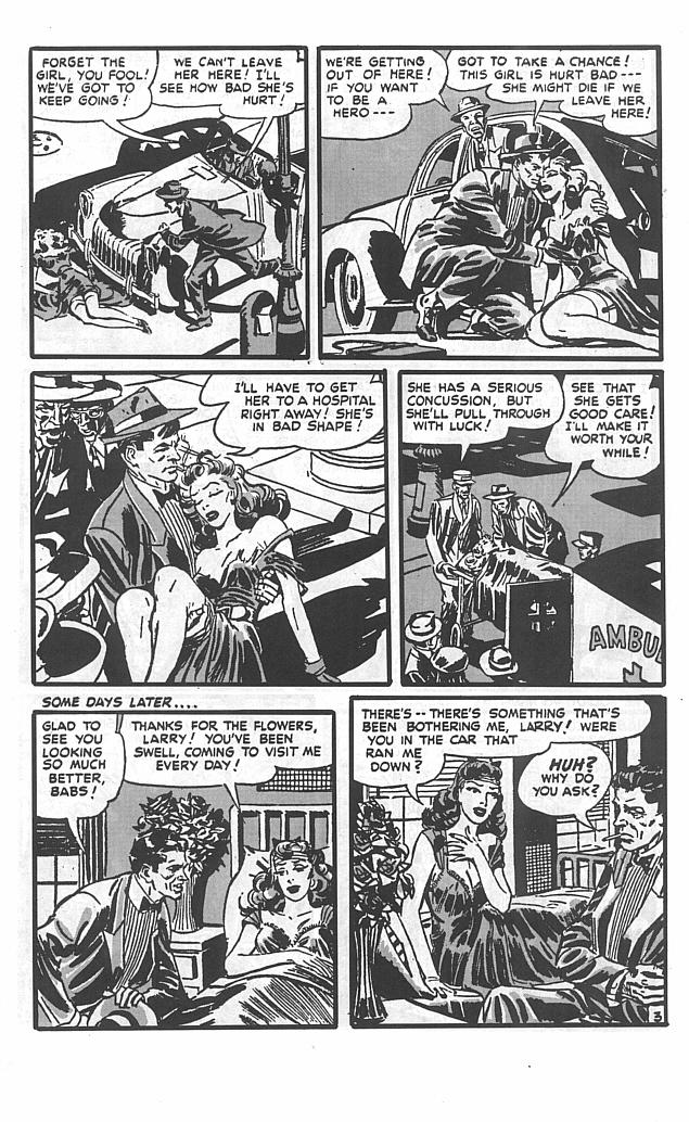 Read online Golden-Age Men of Mystery comic -  Issue #2 - 13