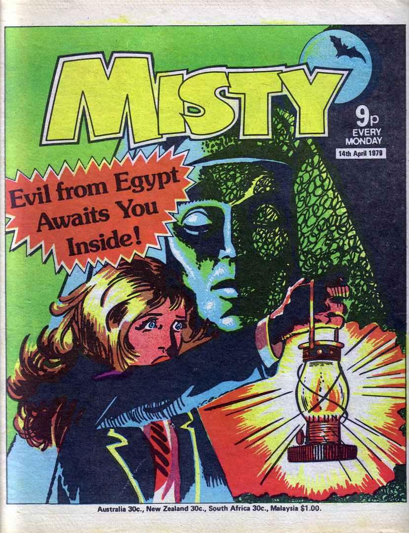 Misty (1978) 62 Page 1