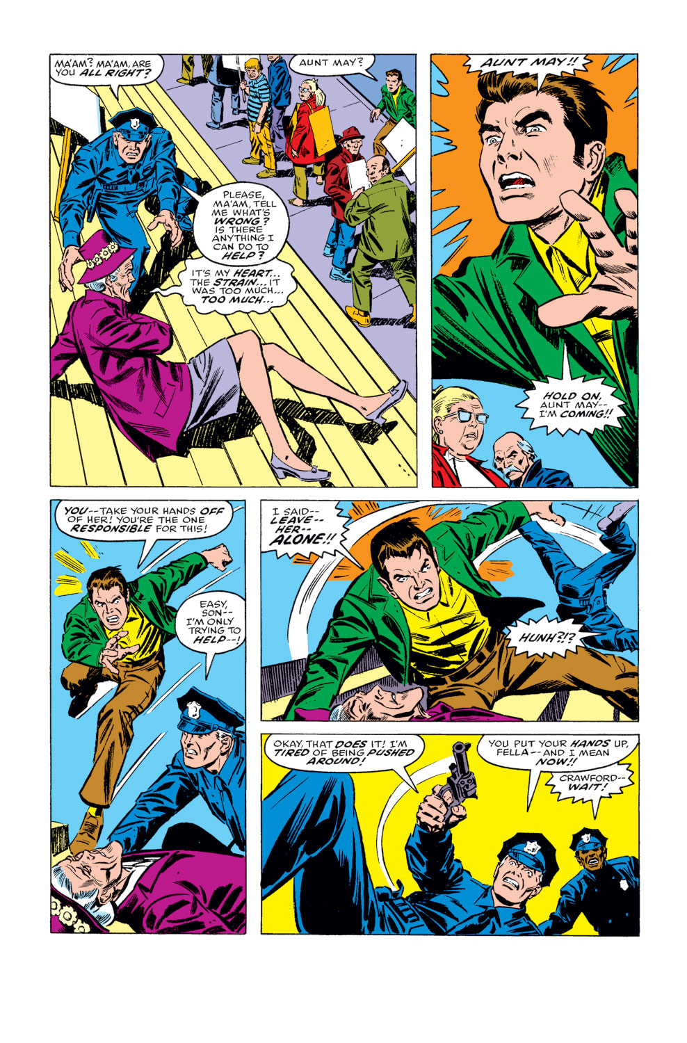 The Amazing Spider-Man (1963) 176 Page 6