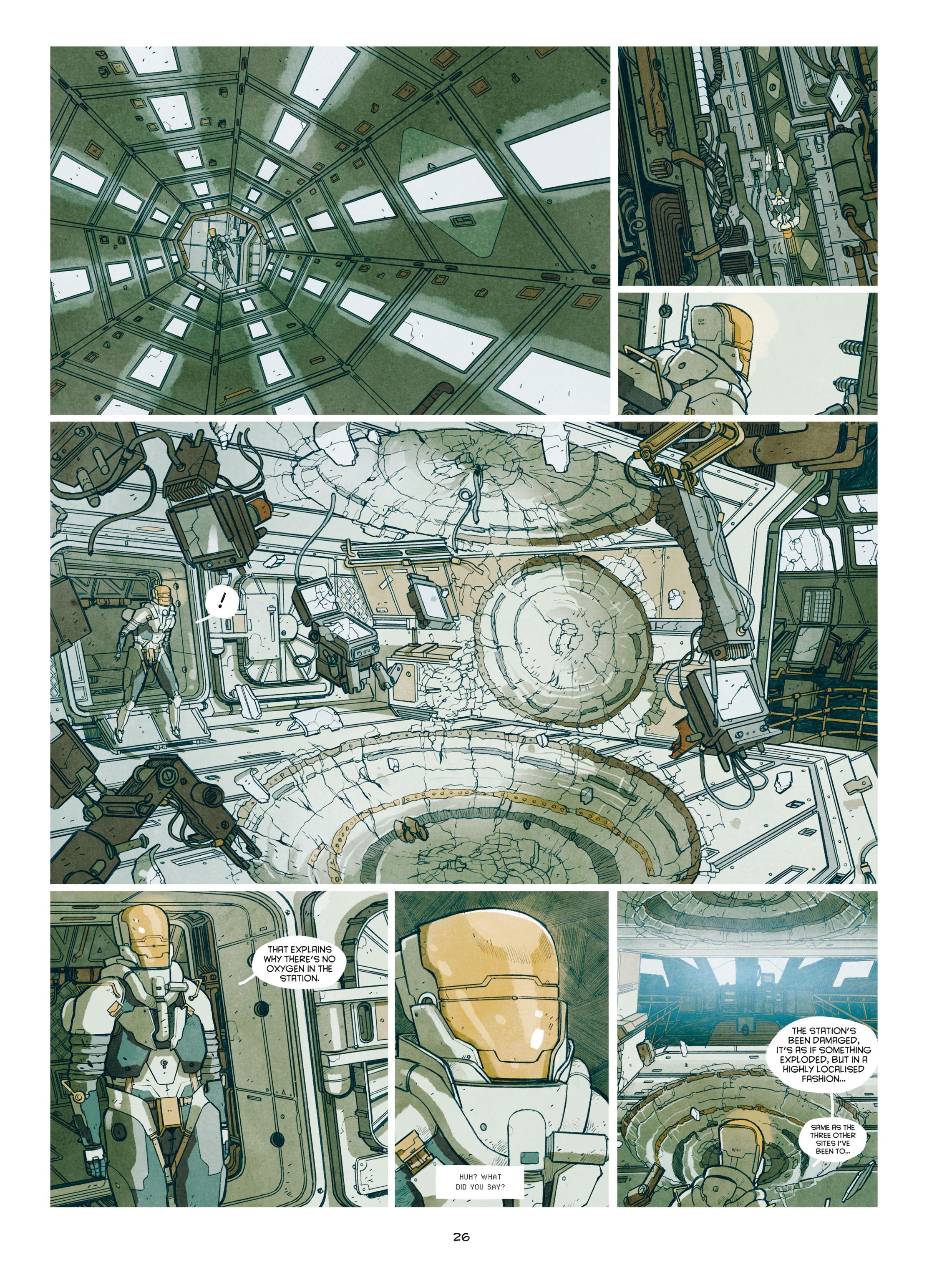 Read online Shangri-La comic -  Issue # Full - 28