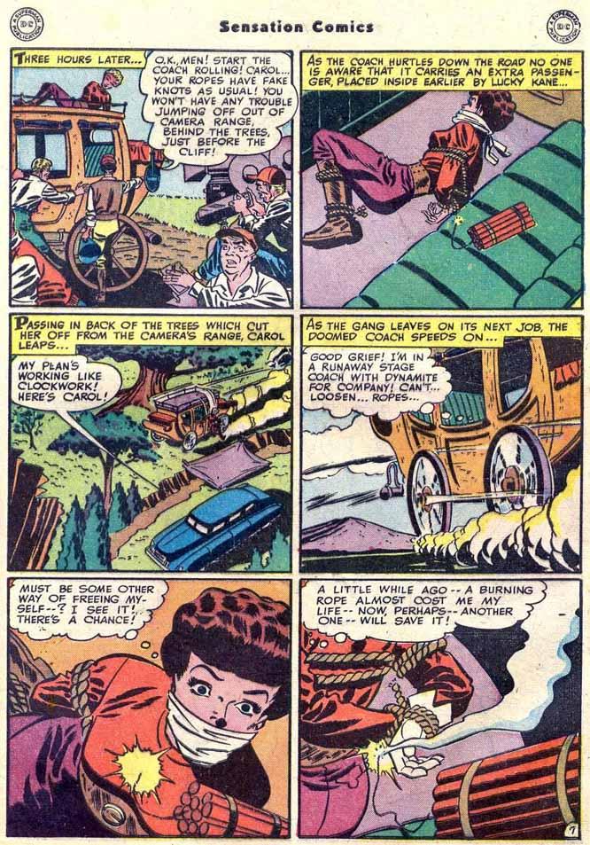 Read online Sensation (Mystery) Comics comic -  Issue #89 - 47