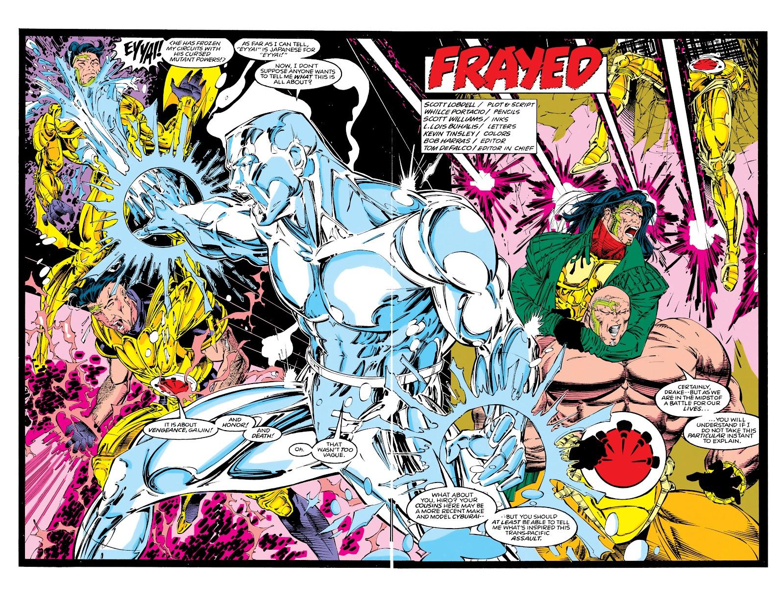 Uncanny X-Men (1963) issue 290 - Page 3