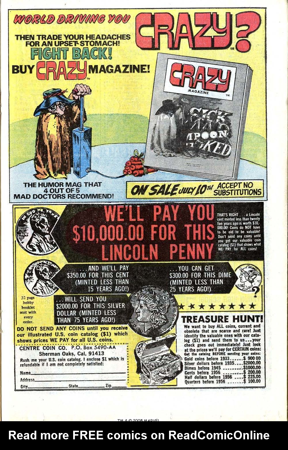 Uncanny X-Men (1963) 84 Page 20