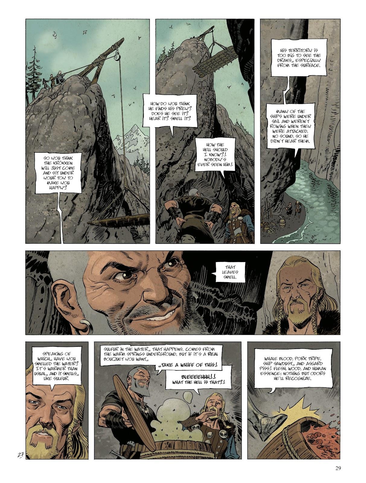 Read online Asgard comic -  Issue #1 - 31