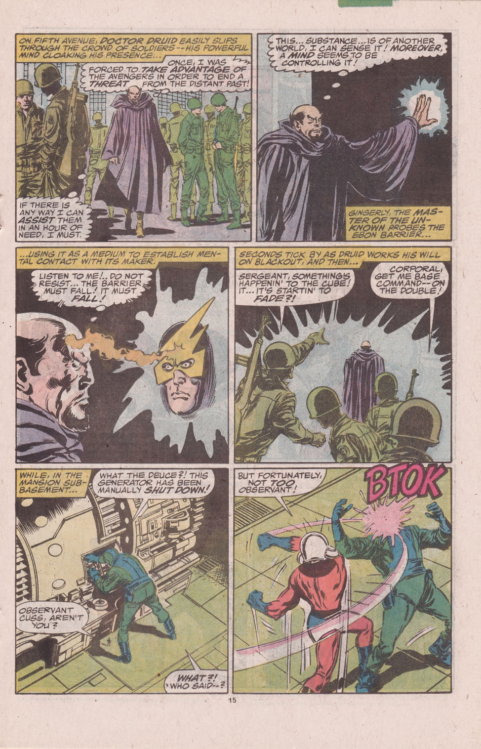 The Avengers (1963) 276 Page 15