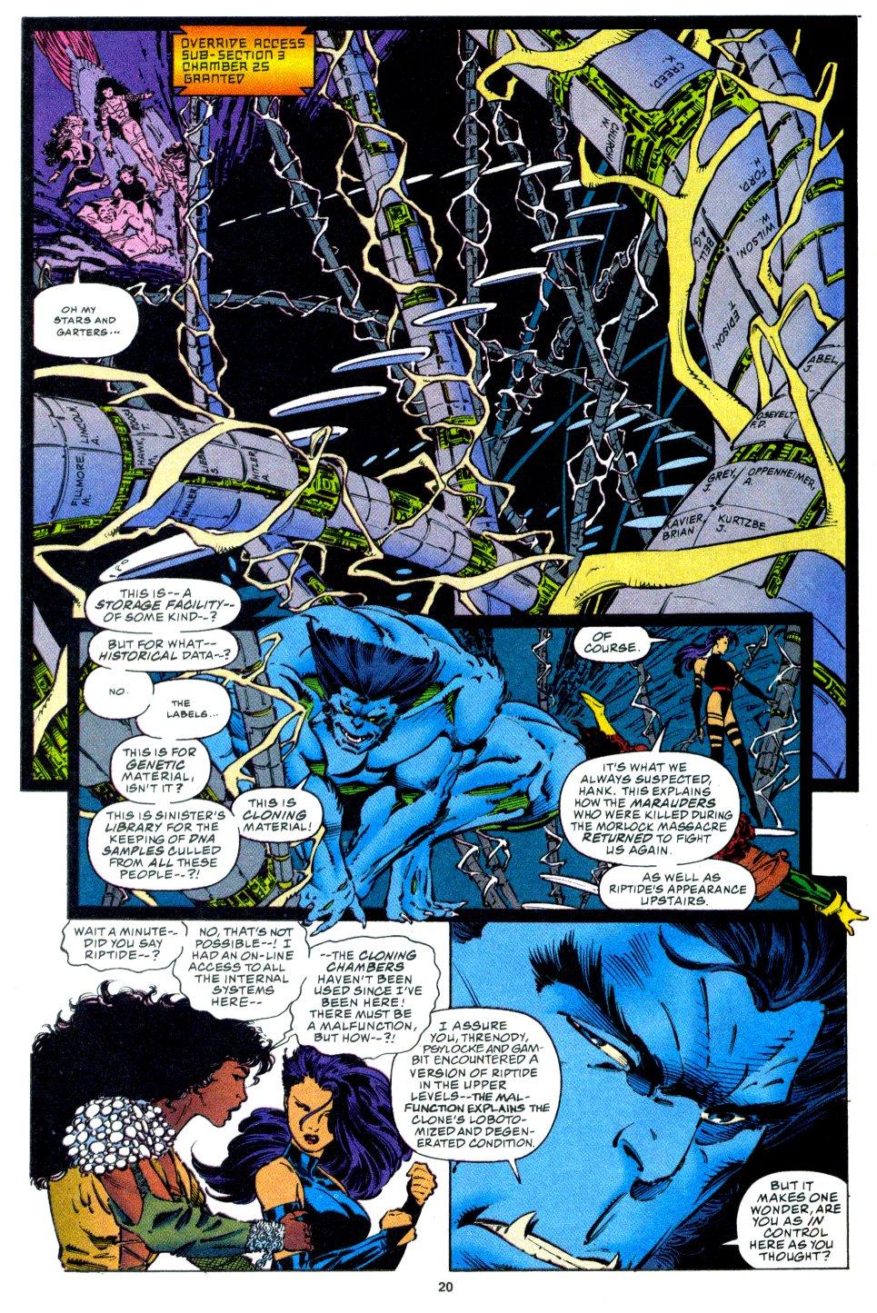 X-Men (1991) 34 Page 15