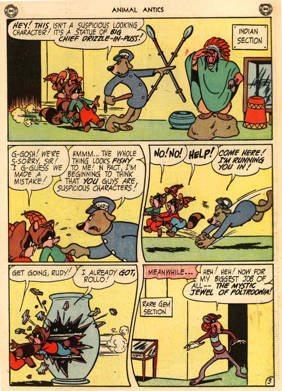 Read online Animal Antics comic -  Issue #29 - 5