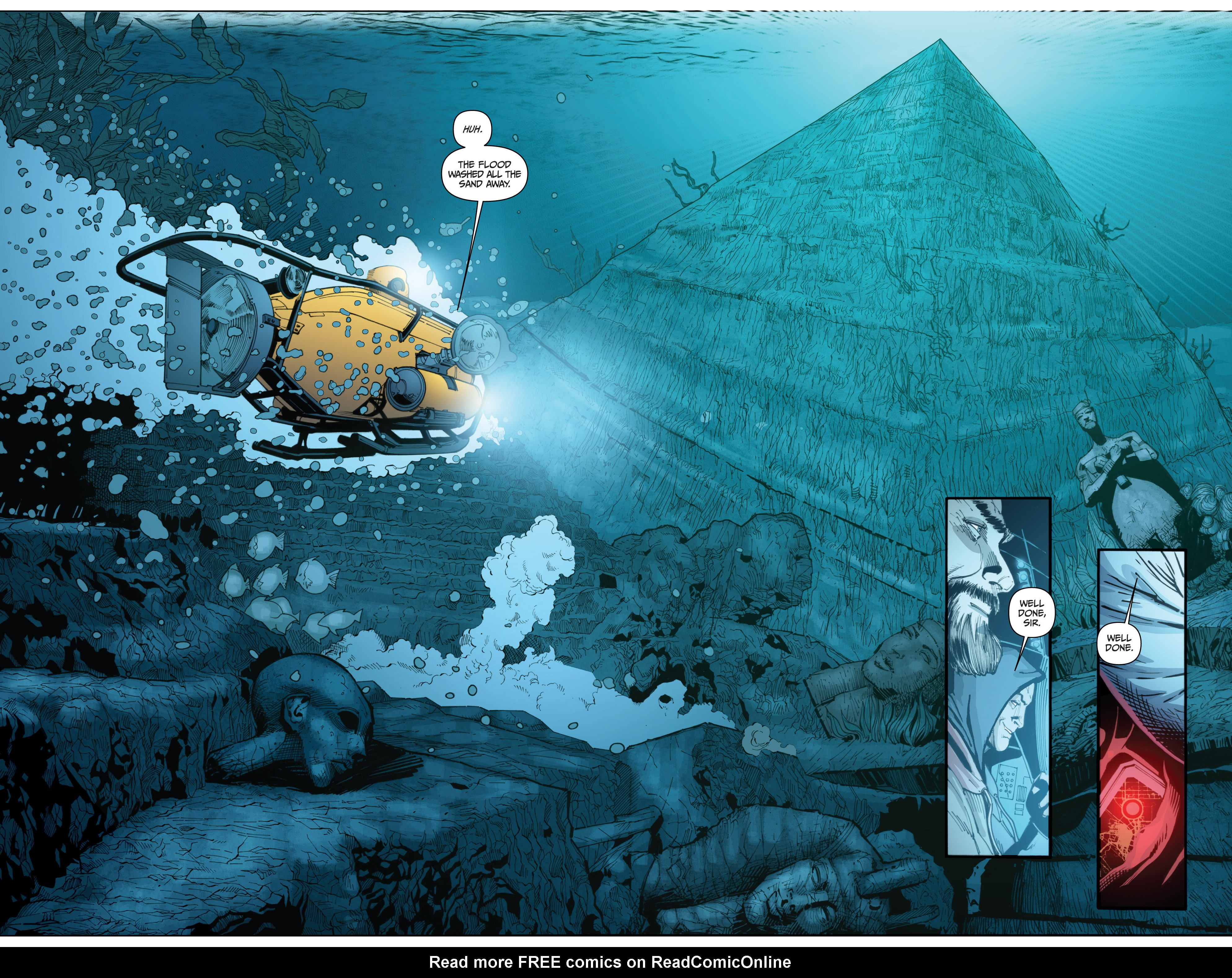 Read online Archer and Armstrong comic -  Issue #Archer and Armstrong _TPB 4 - 72